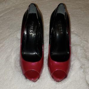 Guess  Peep Toe Shoes